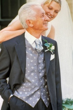 Father of the Bride Grey Suit