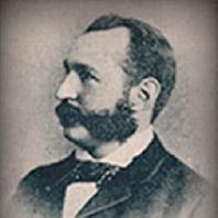 Robert Parker, circa 1876