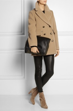Burberry Wool Peacoat