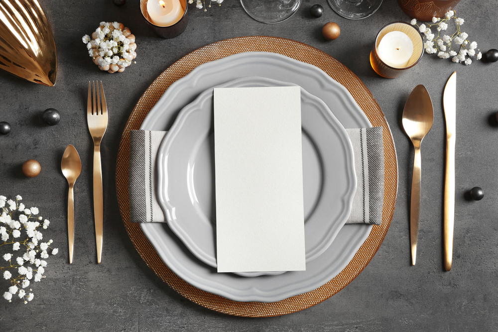 here's the ultimate guide to table setting