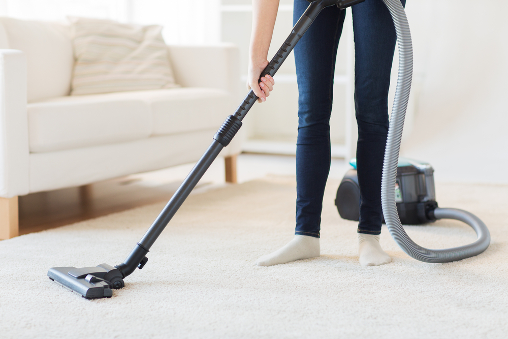 Area rugs can be tough to clean. Find out how to clean your area rug with this step by step guide
